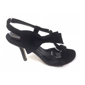 Kate Spade black bow sling backs size 6